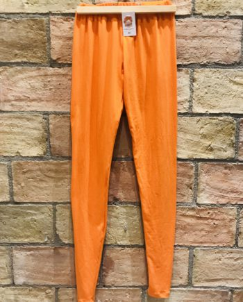 Orange Tiger Leggins